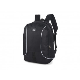 Mochila Masculina Casual Preto Adventeam 45519