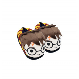 Pantufa Ricsen Juvenil Harry Potter 3D - 34/36 Original